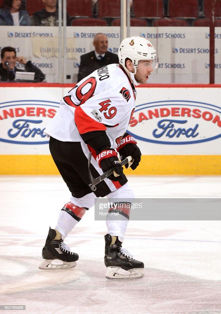 Ottawa Senators v Arizona Coyotes
