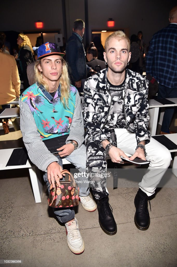 NY: RISD - Front Row - September 2018 - New York Fashion Week: The Shows