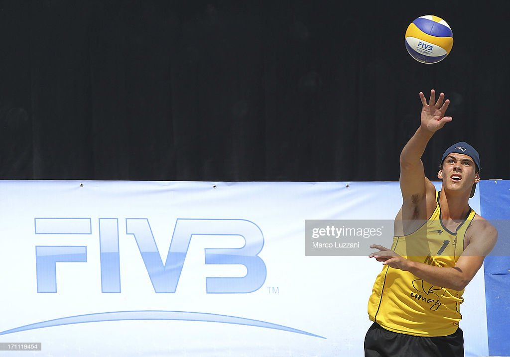 FIVB Under 21 World Championships - Day 4