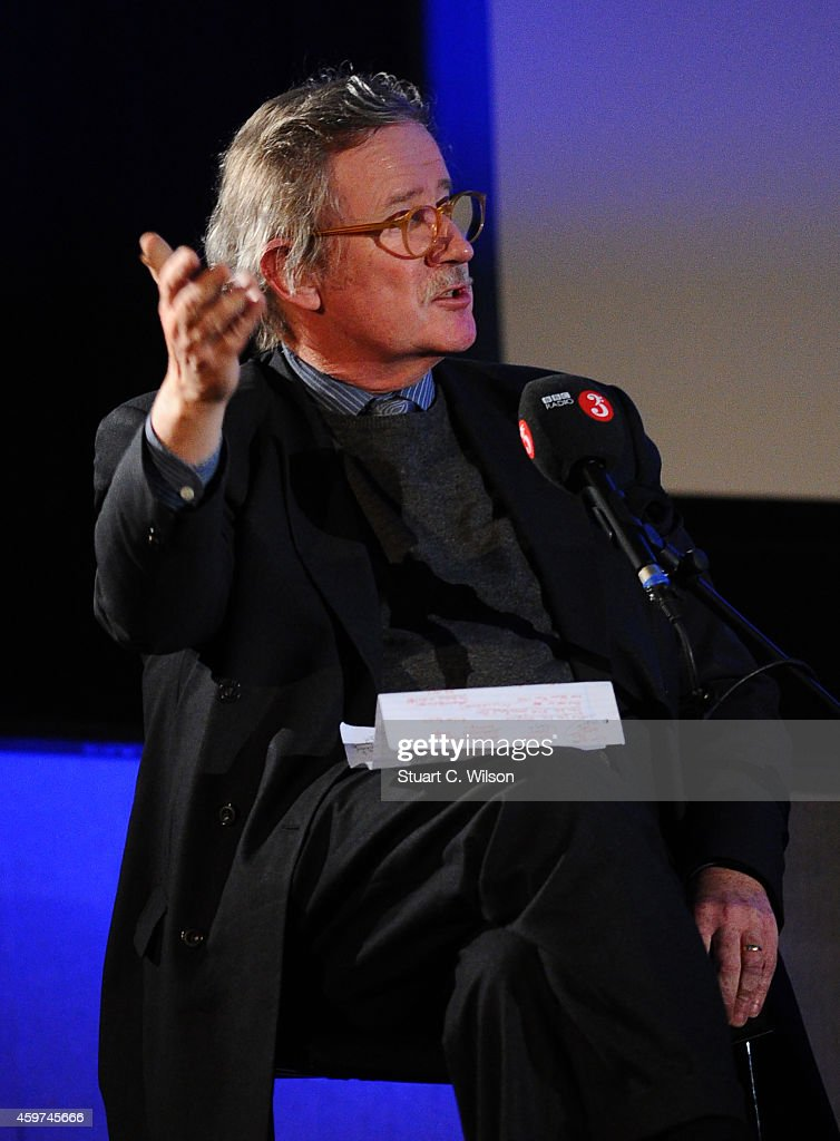 Christopher Frayling attends a panel discussion prior to a screening of '2001: A Space Odyssey', presented by the BFI For BBC Radio 3 at BFI Southbank on November 30, 2014 in London, England.