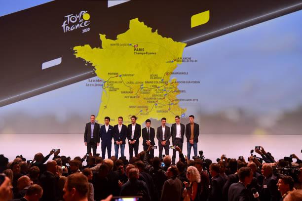 FRA: 107th Tour de France 2020 - Route Presentation