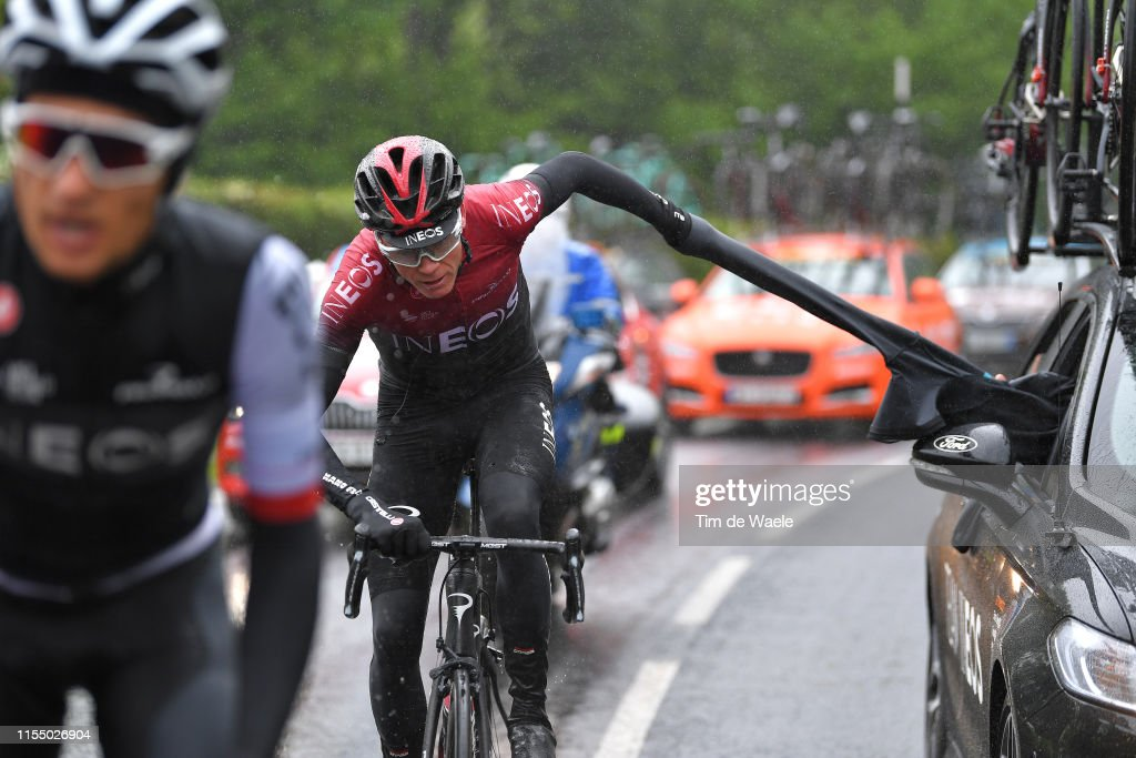 71st Criterium du Dauphine 2019 - Stage Two : News Photo