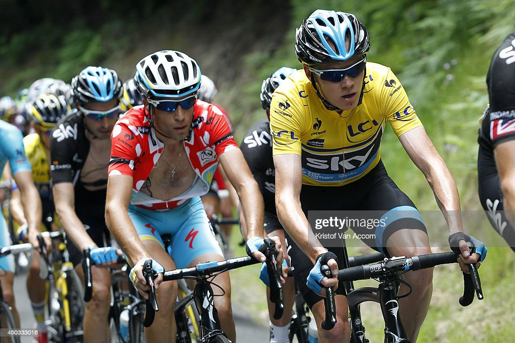 Criterium du Dauphine - Stage Two : News Photo