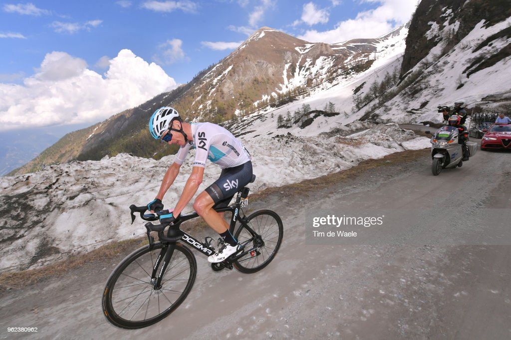Cycling: 101st Tour of Italy 2018 / Stage 19 : News Photo