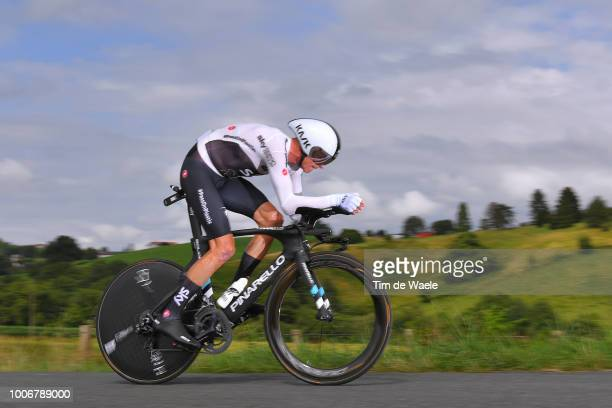 Christopher Froome of Great Britain and Team Sky / during the 105th Tour de France 2018, Stage 20 a 31km Individual Time Trial stage from...