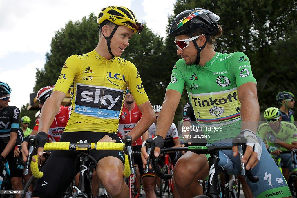 Le Tour de France 2016 - Stage Eleven : News Photo