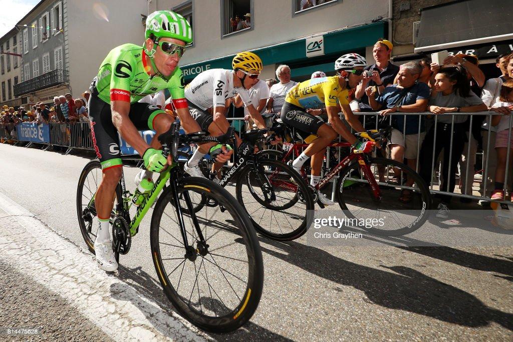 Le Tour de France 2017 - Stage Thirteen : News Photo