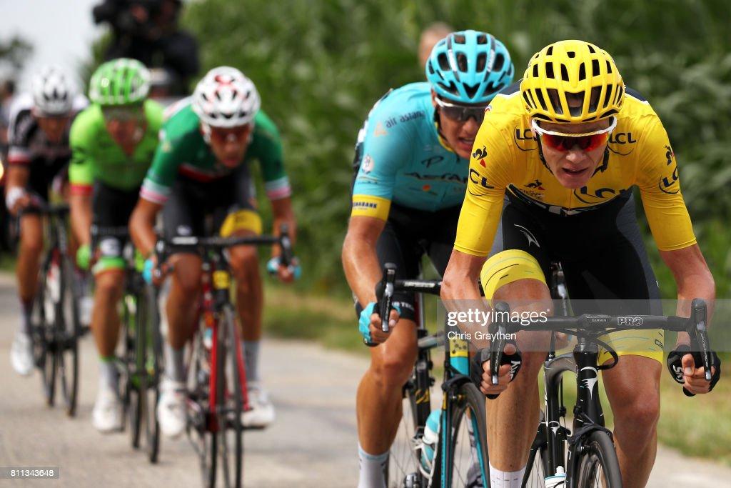 Le Tour de France 2017 - Stage Nine : News Photo
