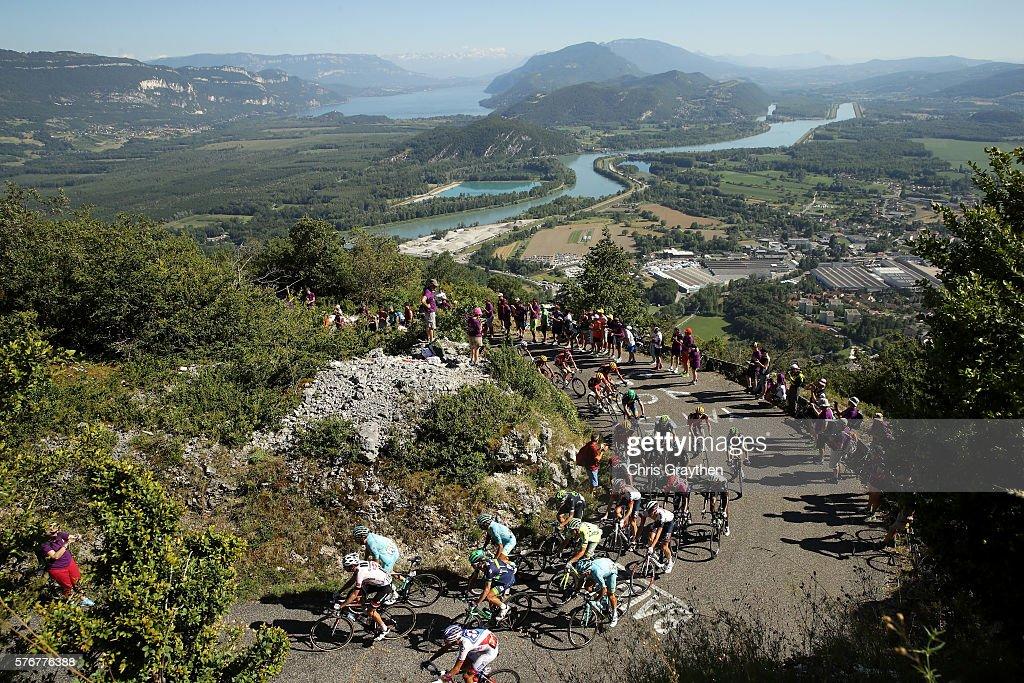 Le Tour de France 2016 - Stage Fifteen : News Photo
