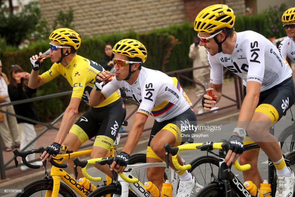 Le Tour de France 2017 - Stage Twenty One : ニュース写真