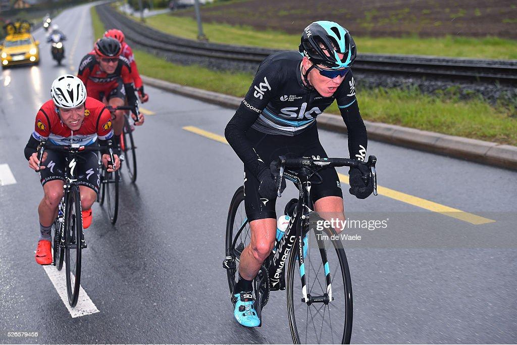 Tour De Romandie - 4th Stage