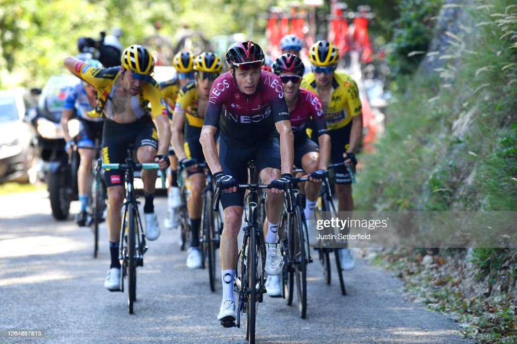 32nd Tour de L'Ain 2020 - Stage 3 : News Photo