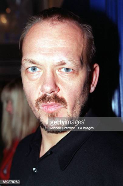 Christopher Fulford arriving at the Tricycle Theatre in London where he is performing in Paul Corcoran's black comedythriller 'Four Nights In...