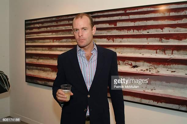 Christopher Gaillard attends KiptonART and Moti Hasson Gallery present ADVENTURA at Moti Hasson Gallery on September 7 2006 in New York City