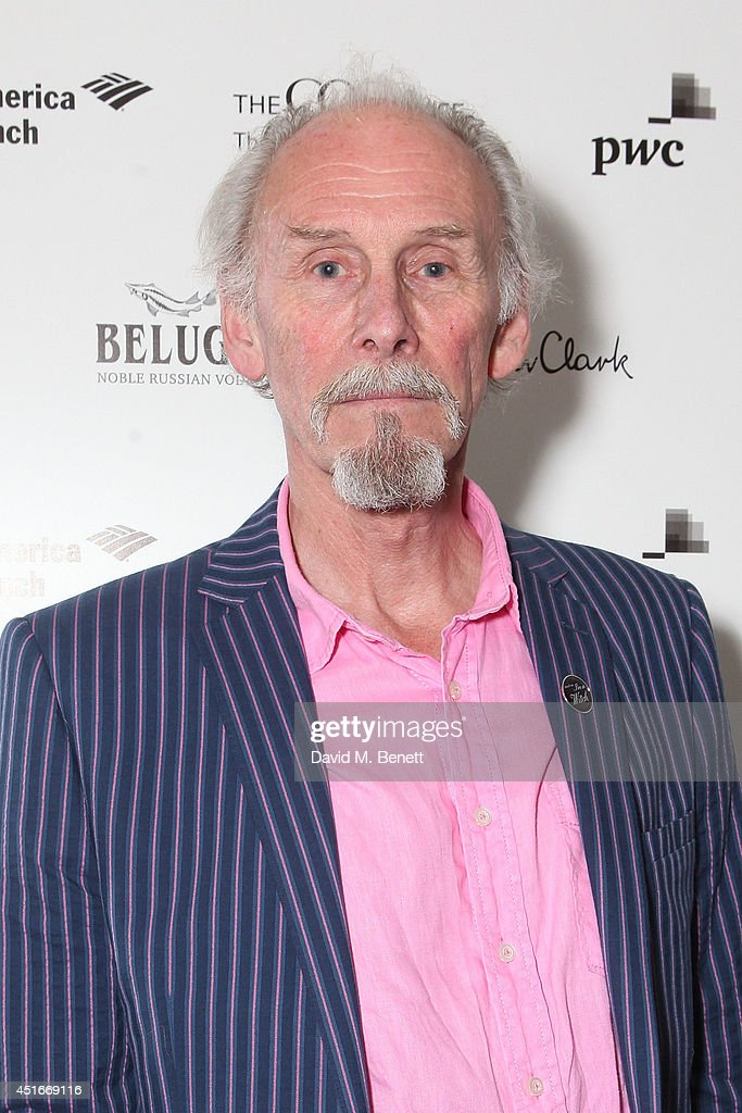 Christopher Godwin attends an after party following the press night performance of 'The Crucible' at The Savoy Hotel on July 3, 2014 in London, England.
