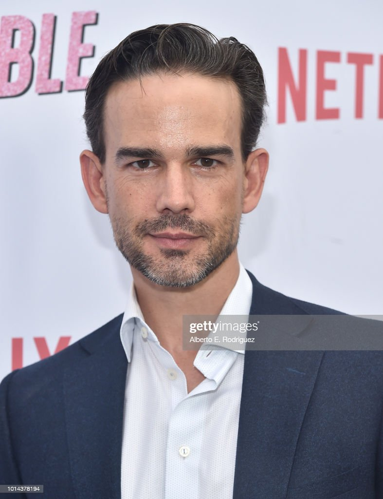 Christopher Gorham attends the Season 1 premiere of Netflix's 'Insatiable' at ArcLight Hollywood on August 9, 2018 in Hollywood, California.