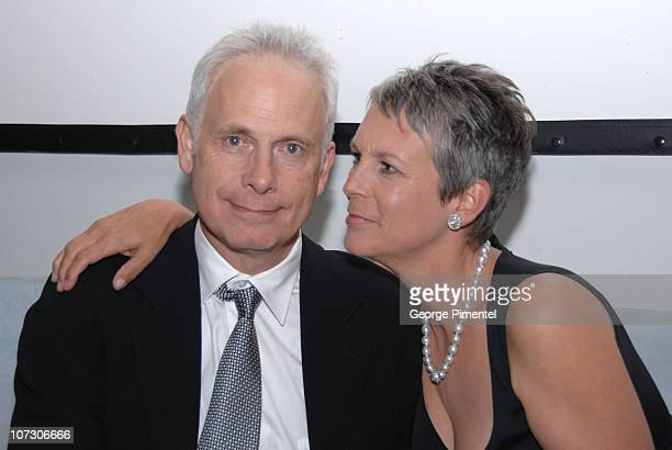 Christopher Guest and Jamie Lee Curtis during 31st Annual Toronto International Film Festival For Your Consideration After Party at Brant House in...
