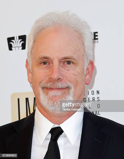 Christopher Guest attends the 3rd annual Location Managers Guild International Awards at The Alex Theatre on April 23 2016 in Glendale California