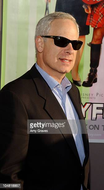 """Christopher Guest during Premiere of """"Freaky Friday"""" at El Capitan Theater in Hollywood, California, United States."""