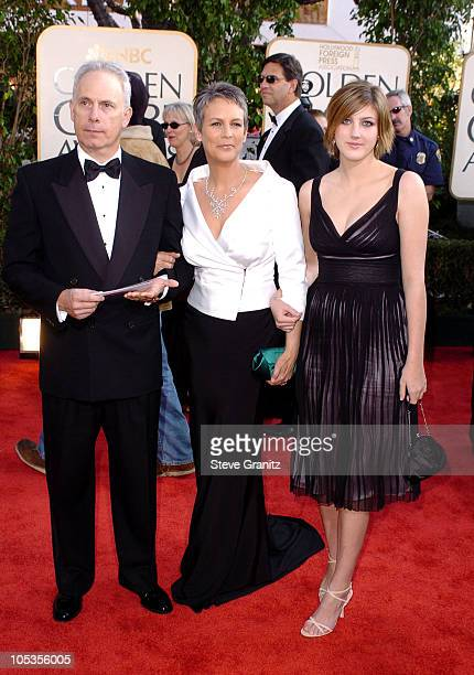 Christopher Guest Jamie Lee Curtis and daughter Annie