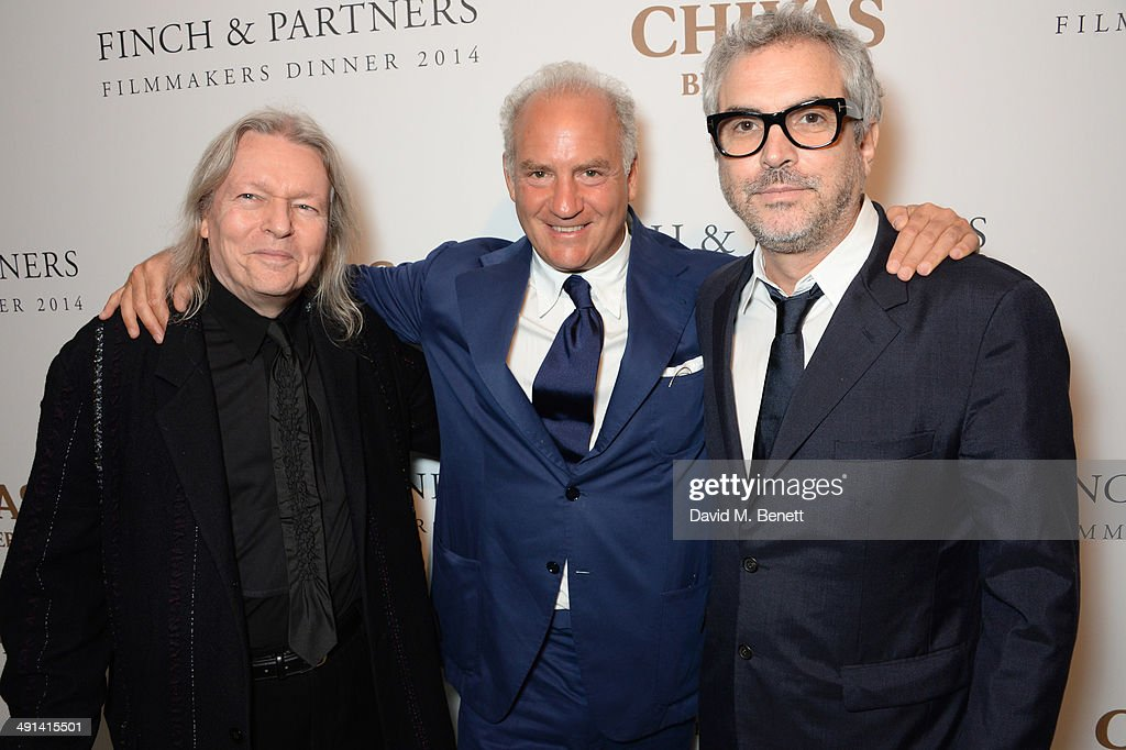 The Annual Charles Finch Filmmakers Dinner, Cannes 2014 : News Photo