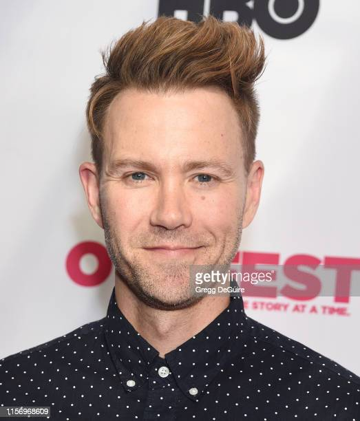 Christopher Hanke attends the 2019 Outfest Los Angeles LGBTQ Film Festival Screening Of Sell By at TCL Chinese Theatre on July 20 2019 in Hollywood...