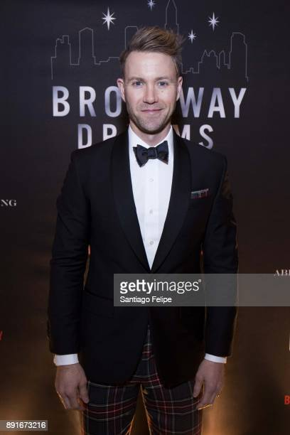 Christopher J Hanke attends the 10th Annual Broadway Dreams Supper at The Plaza Hotel on December 12 2017 in New York City
