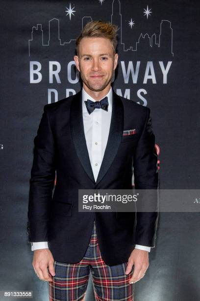 Christopher J Hanke attends the10th Annual Broadway Dreams Supper at The Plaza Hotel on December 12 2017 in New York City