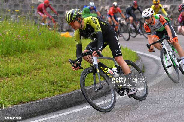 Christopher Juul Jensen of Denmark and Team Mitchelton Scott / during the 102nd Giro d'Italia 2019 Stage 18 a 222km stage from Valdaora to Santa...