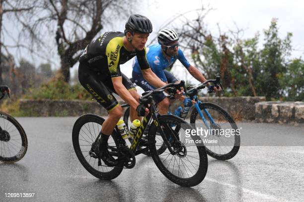 Christopher Juul Jensen of Denmark and Team Mitchelton - Scott / during the 107th Tour de France 2020, Stage 1 a 156km stage from Nice Moyen Pays to...