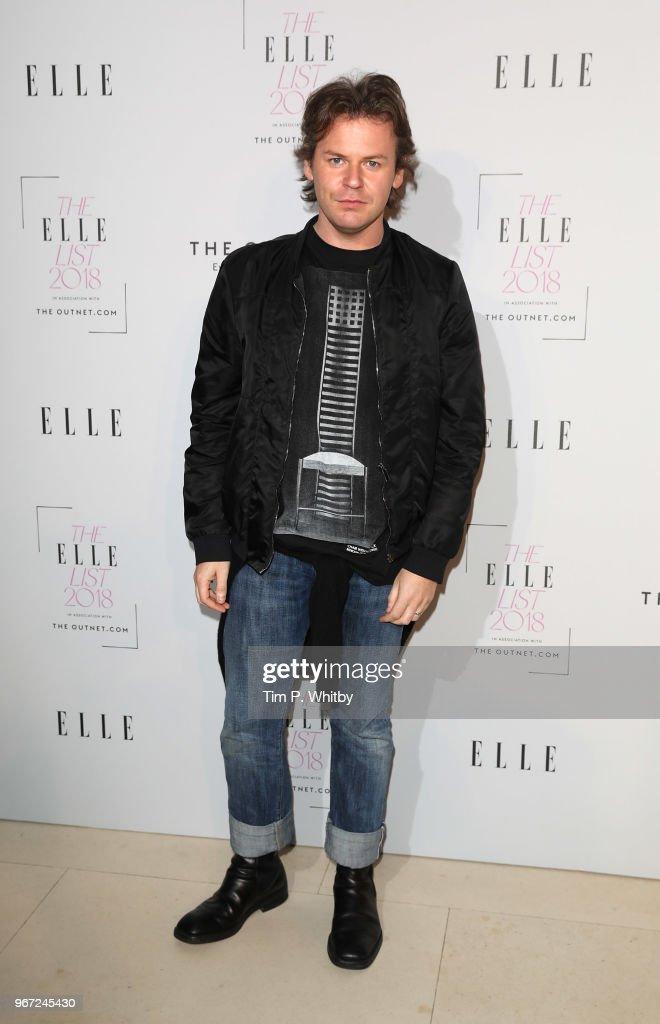 The ELLE List 2018 - Red Carpet Arrivals