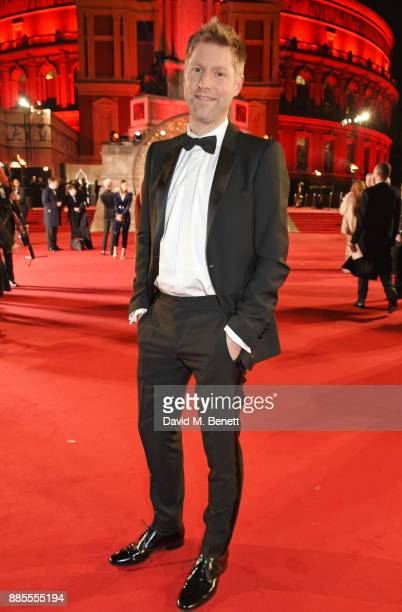 Christopher Kane attends The Fashion Awards 2017 in partnership with Swarovski at Royal Albert Hall on December 4, 2017 in London, England.