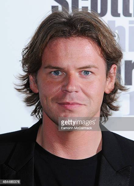 Christopher Kane attends The Scottish Fashion Awards on September 1, 2014 in London, England.
