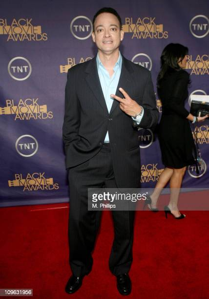 Christopher Kid Reid 12556_MP_0065JPG during 2006 TNT Black Movie Awards Red Carpet at Wiltern Theatre in Los Angelses California United States