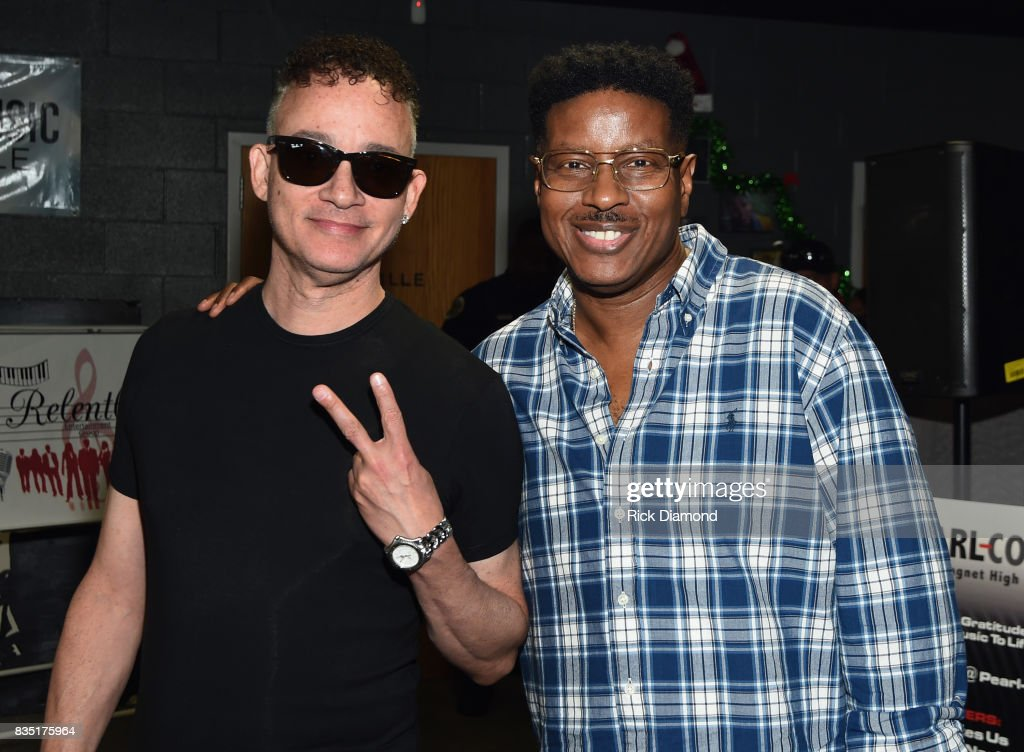 Hip Hop Duo Kid 'N Play Visit Pearl Cohn High School In Nashville