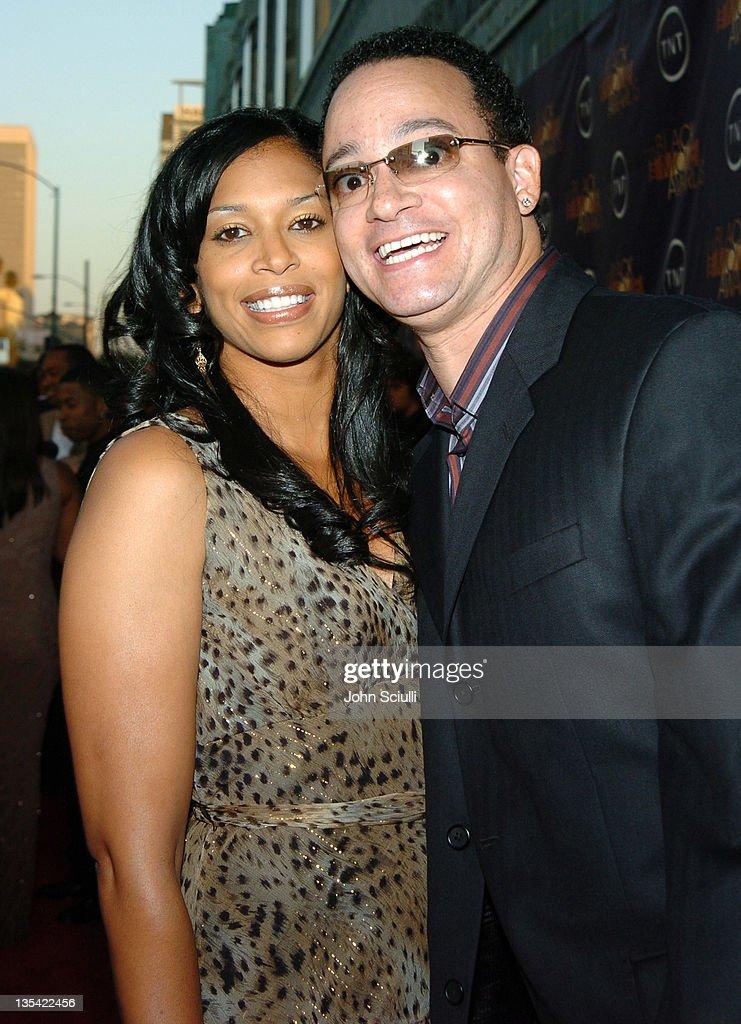 2005 TNT Black Movie Awards - Red Carpet