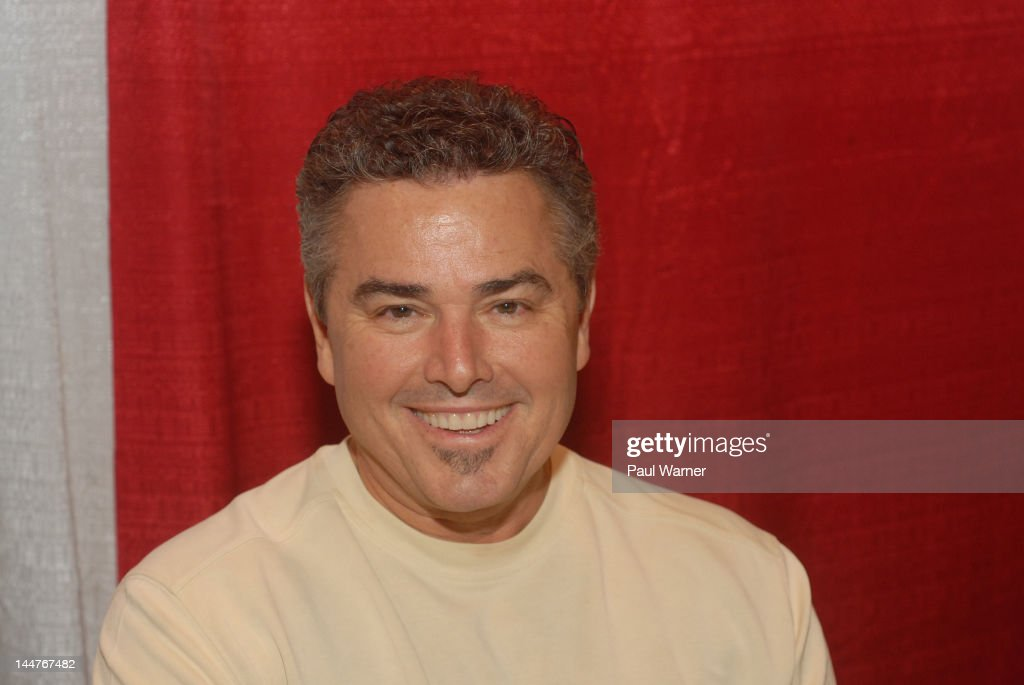 Christopher Knight attends day 1 of Motor City Comic Con 2012 at the Suburban Collection Showplace on May 18, 2012 in Novi, Michigan.