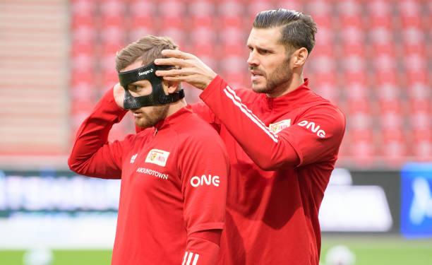 DEU: BUNDESLIGA - Union Berlin v Eintracht Frankfurt
