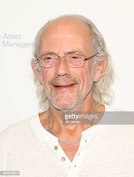 Christopher Lloyd attends the 24th Annual Simply Shakespeare Benefit Reading Of 'As You Like It' held at Freud Playhouse UCLA on September 22 in...
