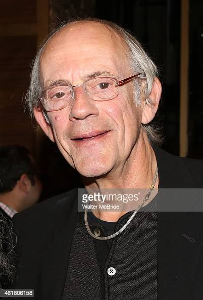 """Christopher Lloyd backstage at the """"Taxi"""" cast reunion ..."""