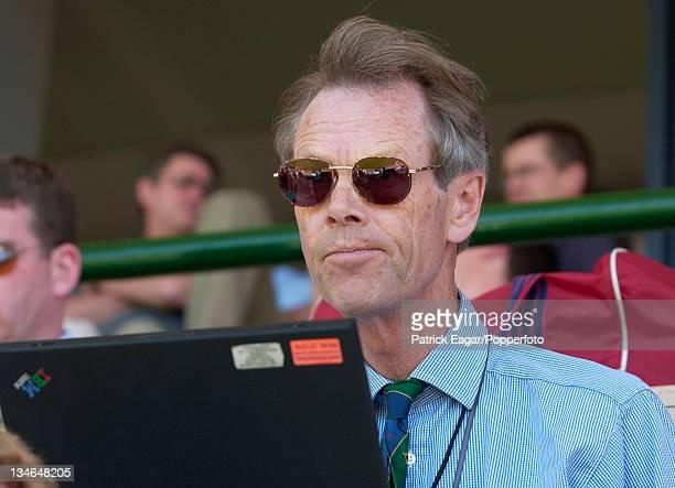 Christopher Martin-Jenkins, Australia v England, 2nd Test, Adelaide, Nov 02.