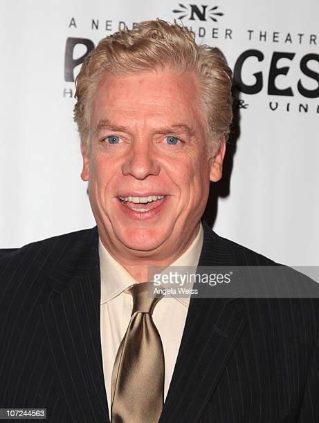 Christopher McDonald attends the opening night of 'West Side Story' at the Pantages Theatre on December 1 2010 in Hollywood California