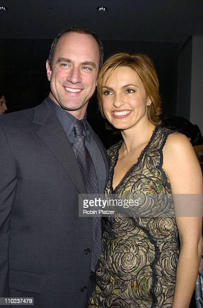 Christopher Meloni and Mariska Hargitay during NYC and Company Honors Leaders in Tourism at The Museum of Modern Art in New York City, New York,...