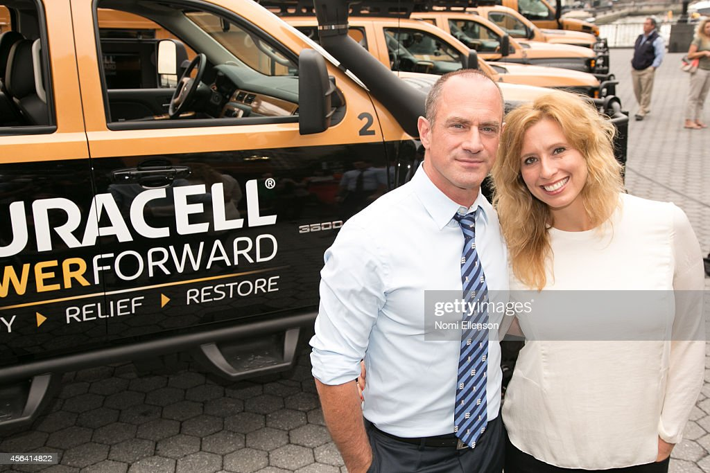 Natural Disaster National Day Of Action Event Hosted By Chris Meloni : News Photo