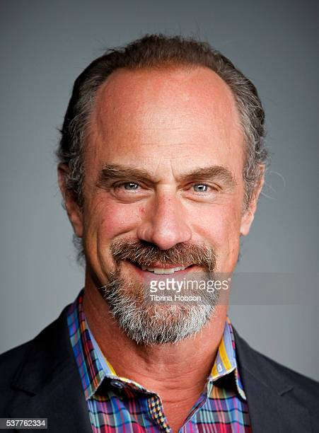 Christopher Meloni attends the SAGAFTRA Foundation Conversations with Christopher Meloni at SAGAFTRA Foundation on June 2 2016 in Los Angeles...