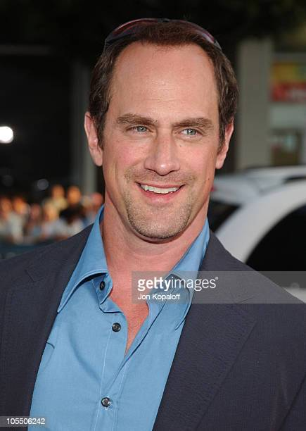 Christopher Meloni during Harold Kumar Go To White Castle Los Angeles Premiere Arrivals at The Mann Chinese Theatre in Hollywood California United...