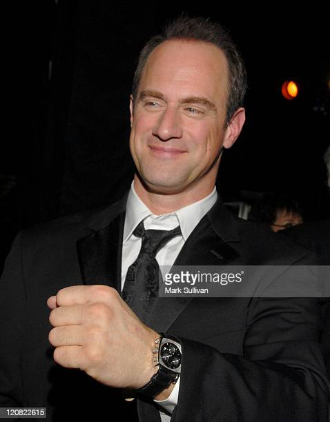 Christopher Meloni in Backstage Creations Talent Retreat