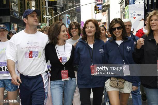 Christopher Meloni Lilly Tartikoff Susan Sarandon and Jamie Lynn Sigler