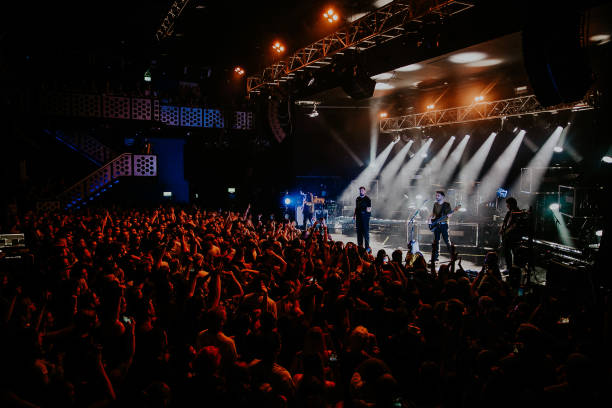 GBR: You Me At Six Performs At O2 Academy Bristol