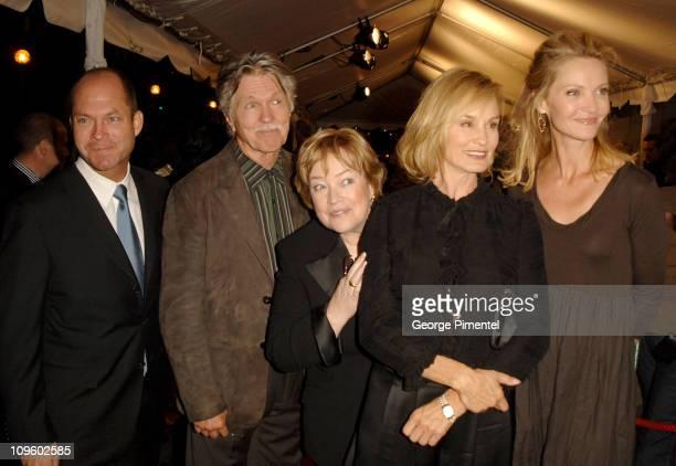 Christopher N Rowley director Tom Skerritt Kathy Bates Jessica Lange and Joan Allen